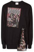 Miharayasuhiro Exposed Voodoo Sweatshirt