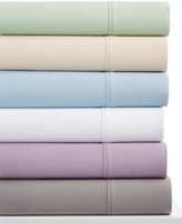 Sunham CLOSEOUT! Ashford Full 4-pc Sheet Set, 530 Thread Count 100% Cotton