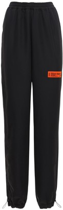 Heron Preston Nylon Drawstring Sweatpants