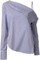 Dion Lee Axis shirt - women - Cotton - 6