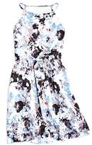 Aqua Girls' Floral Print Dress, Big Kid - 100% Exclusive
