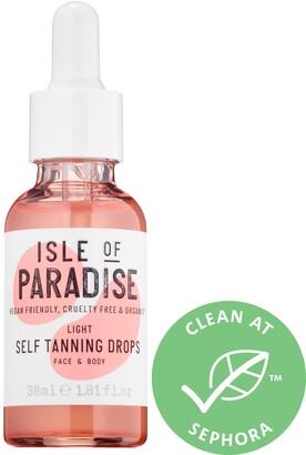 Isle of Paradise - Self Tanning Drops