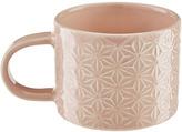 Houseology Murmur Dune Small Mug - Blush