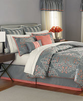 Martha Stewart CLOSEOUT! Collection Grand Damask 24 Piece California King Comforter Set