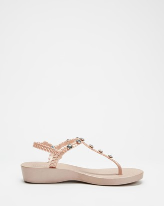 Holster Women's Pink Sandals - Skye Wedge - Size One Size, 9 at The Iconic