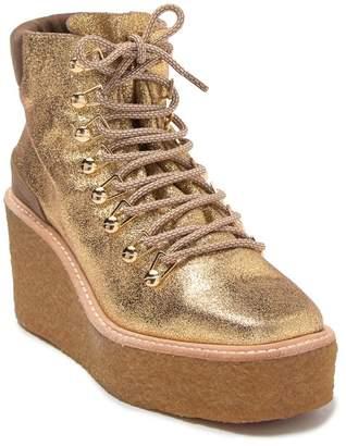 Cecelia New York Helga Platform Wedge Boot