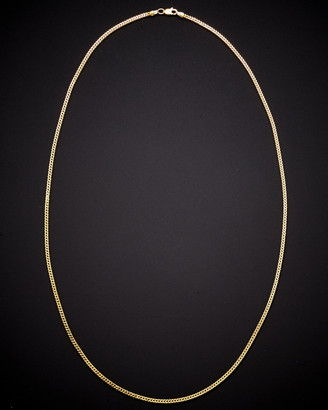 Italian Gold 14K Link Necklace