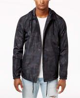 American Rag Men's Camo Coaches Jacket, Created for Macy's