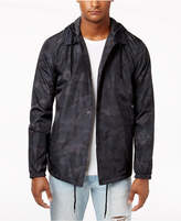 American Rag Men's Camouflage Coaches Jacket, Only at Macy's