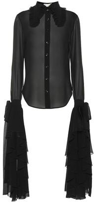Saint Laurent Silk shirt