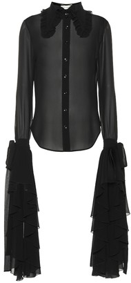Saint Laurent Silk shirt