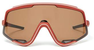 100% - Glendale Cycle Sunglasses - Mens - Red