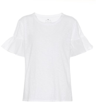 Velvet Maureen cotton T-shirt