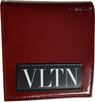 Valentino Red Leather Small bags, wallets & cases