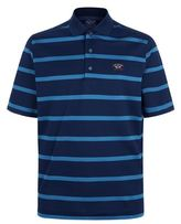 Paul & Shark Mid Stripe Polo Shirt