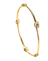 Avanessi Knot Bangle - Yellow