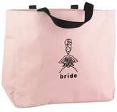 Hortense B. Hewitt Bride Wedding Gift Tote Bag - Pink