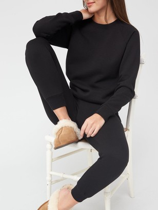Very Petite Basic Jogger - Black