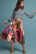 Manish Arora Fitzroy Midi Skirt