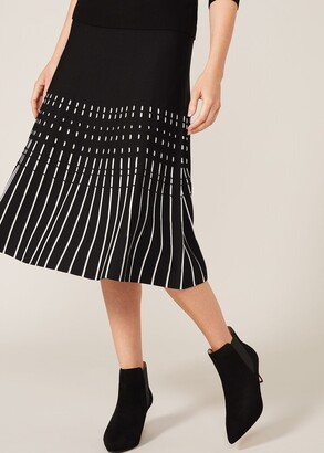 Phase Eight Amayah Fit And Flare Skirt