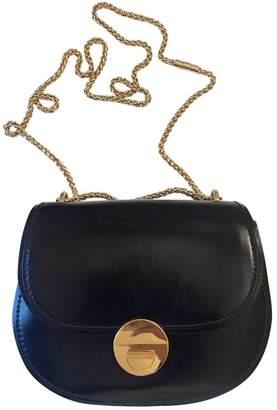 Coccinelle Blue Leather Handbags