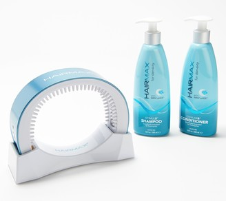 HairMax LaserBand 41 Hair Growth Device, Shampoo Auto-Delivery