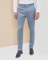 Global Luxe Semi-plain Trousers