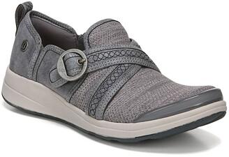BZees Indigo Slip-On Sneaker