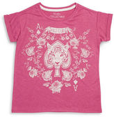 Jessica Simpson Girls 7-16 Spade and Tiger Tee