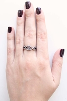 Low Luv x Erin Wasson by Erin Wasson Evil Eye Ring in Silver