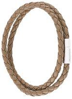 Tateossian woven bracelet