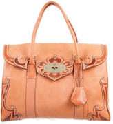 Mulberry Tooled Darwin Bayswater Bag