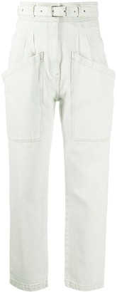 IRO Neptun high-waisted jeans