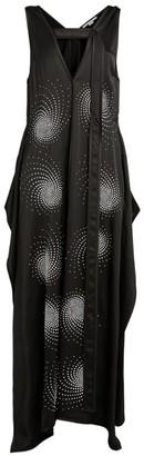 Stella McCartney Celestial Spiral Print Gown