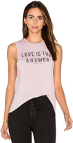 Spiritual Gangster Love Is The Answer Tank