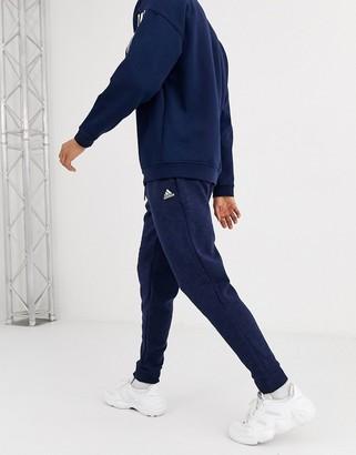 adidas ID stadium trscksuit bottoms-Grey