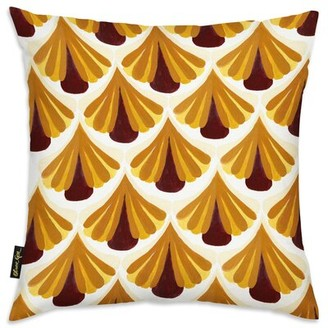 Oliver Gal Geometric Throw Pillow