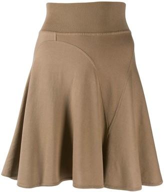 Alaïa Pre-Owned Short Godet Skirt