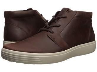 Ecco Soft 7 Chukka (Black) Men's Shoes