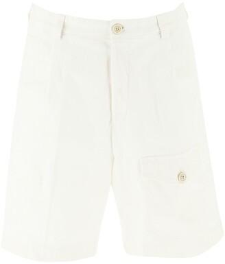 Prada Pocket Bermuda Shorts