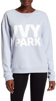 Ivy Park Logo Peached Pullover