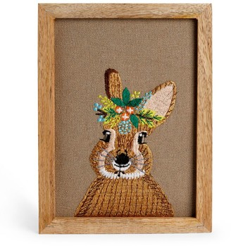 "Bonton Rabbit Picture Frame (8"" x 6"")"