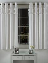 By Caprice Amoré Ruffles Lined Eyelet Curtains