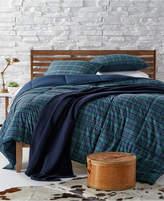 Lauren Ralph Lauren Blackwatch Reversible Plaid Yarn-Dyed King Down Alternative Comforter Bedding