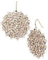 Kenneth Cole New York Woven Drop Earrings
