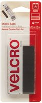 Velcro Brand-Sticky Back-3 1/2-Inch X 3/4-Inch Strips,