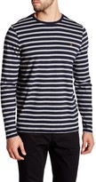 Farah Lennox Long Sleeve Stripe Shirt