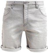 Anerkjendt Mate Denim Shorts Light Grey