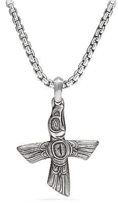 David Yurman Northwest Bird Amulet
