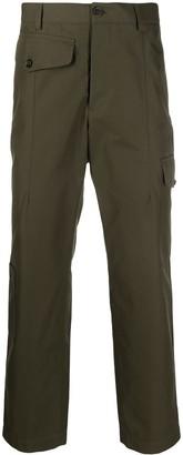 Alexander McQueen Multi-Pocket Trousers